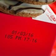 food marking