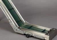 Angled belt conveyor GAL-25-K