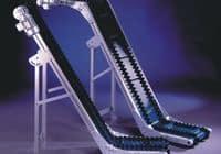 Angled belt conveyor GAL-60-KW