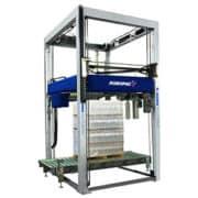 حل التغليف التلقائي ، Robopac تمتد آلة التغليف
