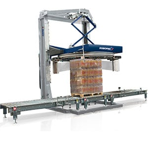 Automatic wrapping system