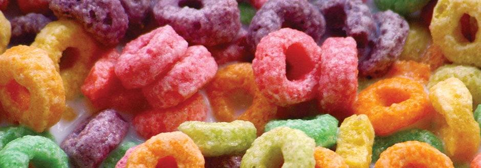 Breakfast Cereal Conveyors