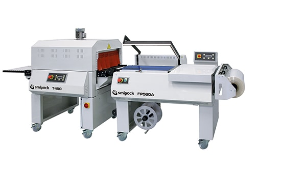 FP560A shrink wrapping machine, shrink wrap, wrapping machine