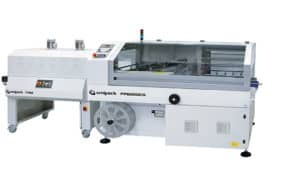 FP6000CS Smipack, shrink wrapping machine, shrink wrap