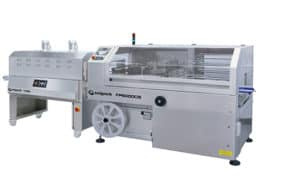 FP6000CS INOX smipack, shrink wrap, wrapping, sealing