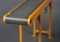 Flat belt conveyor GF-80-RDG