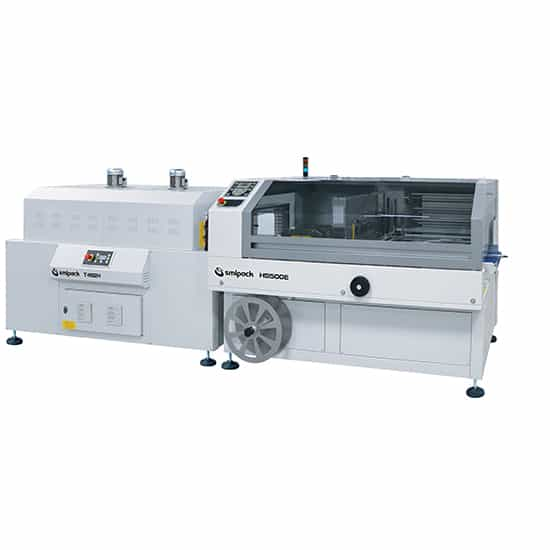 HS SERIES sealer, shrink tunnel, automatic sealer
