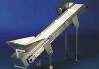 Inclined belt conveyor GKES-80