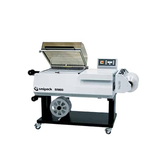 shrink wrap machine, wrapping machine, Smipack