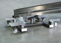 Swiveling conveyor