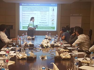 Food safety seminar in Pakistan