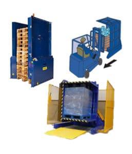 Premier Pallet, Pallet inverter, logistics solution, pallet handling system