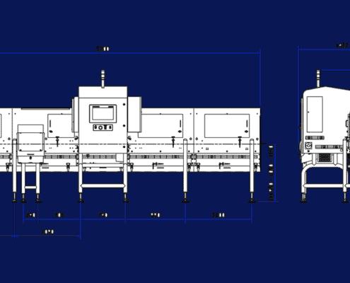 X3720 drawing,drawing,X-ray