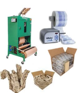 storopack, bubble wrap machine, paperplus machine