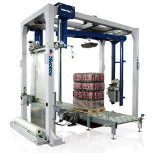 Al Thika Packaging, wrapping,pallet wrapper,stretch wrap,Vertical stretch wrapping machines,wrapping solutions,Helix 4
