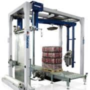 Al Thika Packaging, Robopac Sistemi,,Helix 4 Robopac Sistemi, horizontal wrapping machine