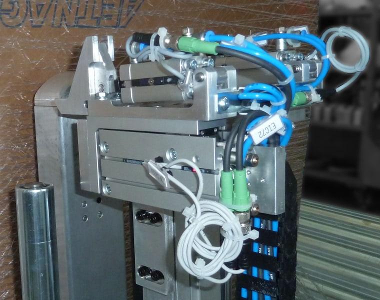 HELIX 4 ، NIP & TRUCK ، Robopac Sistemi