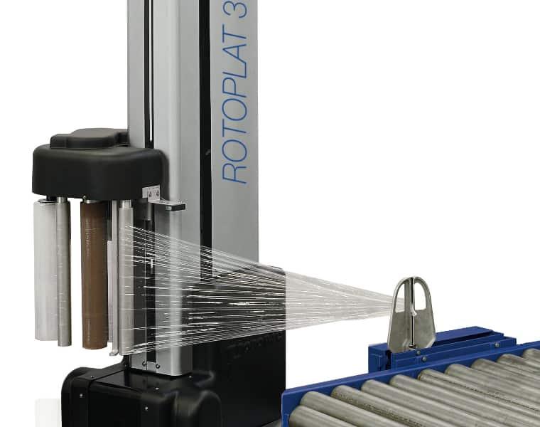 Pincers clamp Rotoplat HD,rotoplat 3000 HD,Robopac Sistemi
