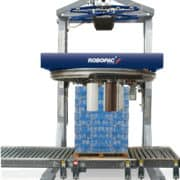 stretch wrapping,automatic machine,Robopac Sistemi, Genesis HS 50