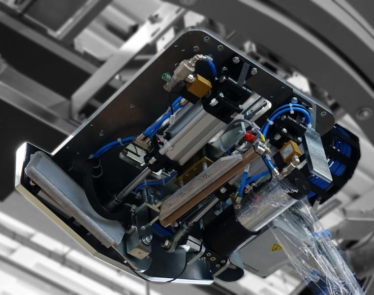 Spring CLAMP,Robopac Sistemi