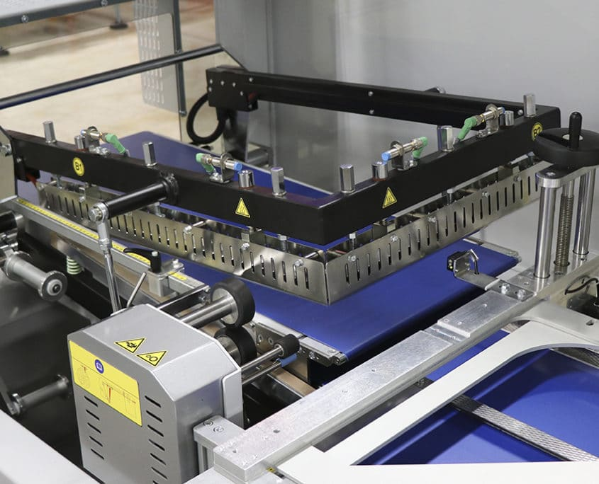 FP series- Semiautomatic L-sealers,Smipack,shrink wrap