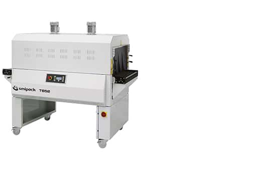 T652 - Tunnel for modular L-sealing machines,Smipack,shrink wrap