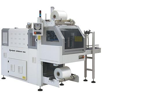 Smipack BP600AR 150R - ماكينة لف الضغط التلقائي أحادية الكتلة ، سلسلة Smipack ، BP