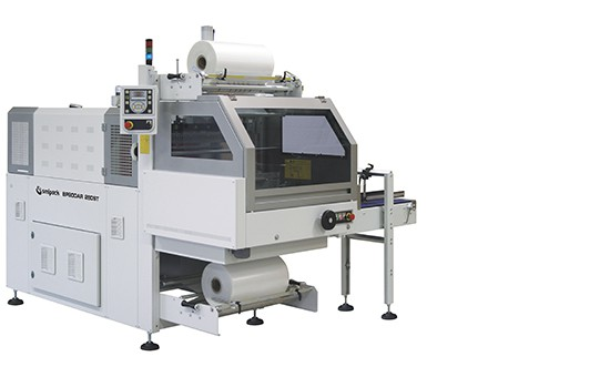 BP800AR 280ST - Monoblock automatic shrinkwrapper, Smipack,,packaging