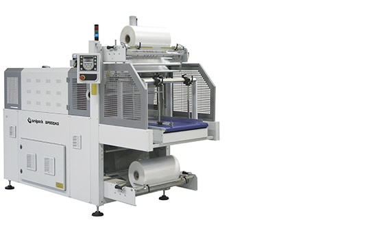 BP800AS - Monoblock automatic shrinkwrapper,Smipack,shrinkwrapper