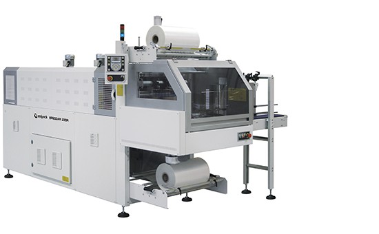 BP802AR 230R - Monoblock automatic shrinkwrapper,Smipack,wrapping,shrink wrap
