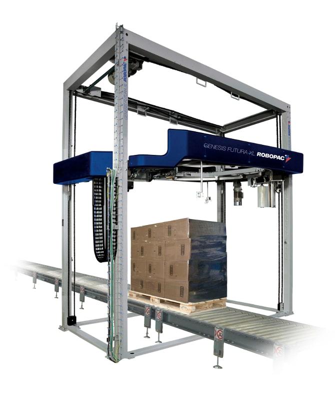 Robopac Sistemi ، آلة التغليف ، لف البالته ، لف الإمتداد