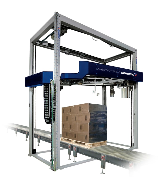 Robopac Sistemi,wrapping machine,pallet wrap,stretch wrap