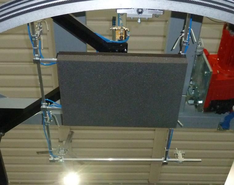Pressure Platen,Sistemi,Robopac,Automatic wrapping