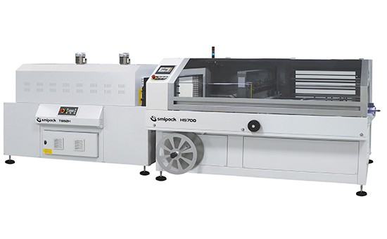 Smipack HS700,shrink wrap,wrapping machine