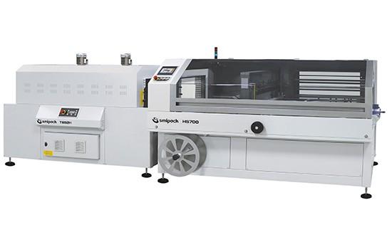 Smipack HS700 ، يتقلص التفاف ، آلة التغليف