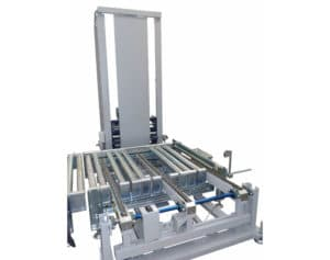 Robopac Sistemi,conveying pallets,rollar conveyor,Roller systems ,