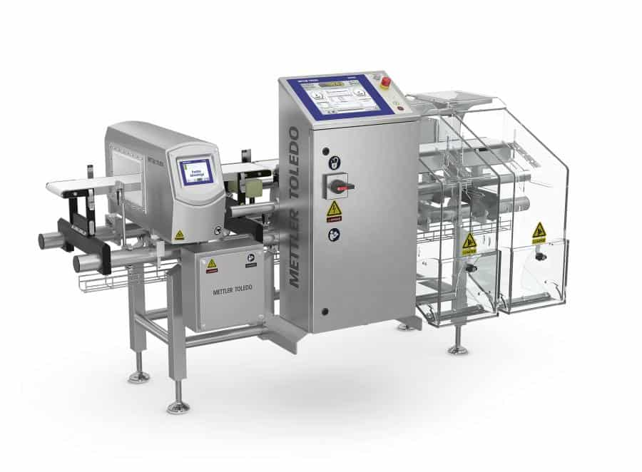 Mettler Toledo,product inspection,check weighing, metal detector,combicheckweigher