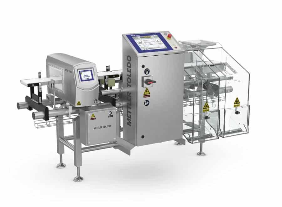 Mettler Toledo ، فحص المنتجات ، فحص الوزن ، جهاز الكشف عن المعادن ، جهاز التحكم عن بعد