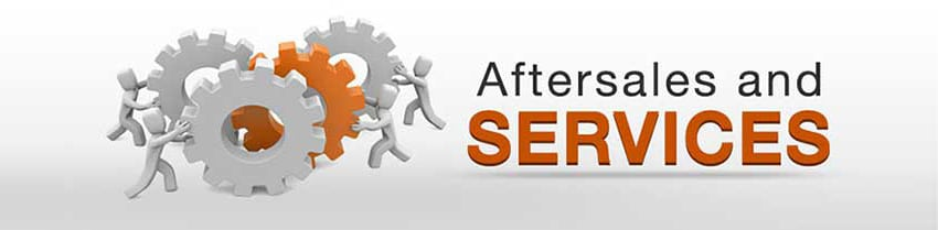 Aftersales,Al Thika Packaging,sales service,service support, Al Thika Packagingservice
