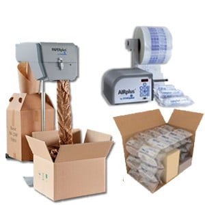 Storopack,protective packaging,Airplus,paperplus