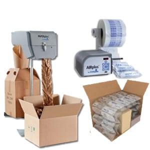 Storopack ، والتغليف واقية ، Airplus ، paperplus