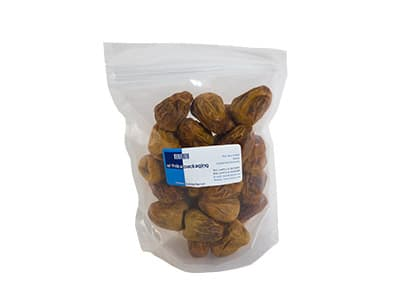 Vertical packaging,packing,ULMA,machinery,dates fruits