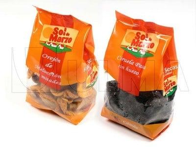 ULMA packaging,dates packaging,vertical pack, machinery