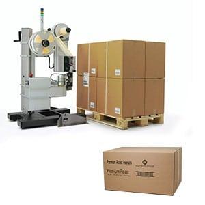 طباعة وتطبيق الملصق ، الطابعة ، Markem Imaje ، MI ، طابعة 2200 ، الترميز ، وضع العلامات