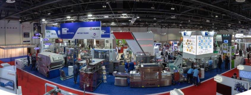 Gulfood Manufacturing, exhibition, Dubai, UAE, Gulfood, Al Thika Packaging, packaging fair, trade show
