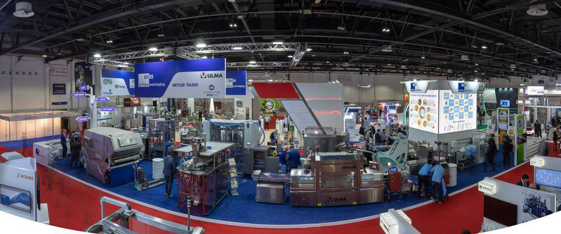 Gulfood Manufacturing, exhibition, Dubai, UAE, Gulfood, Al Thika Packaging, packaging fair, trade show
