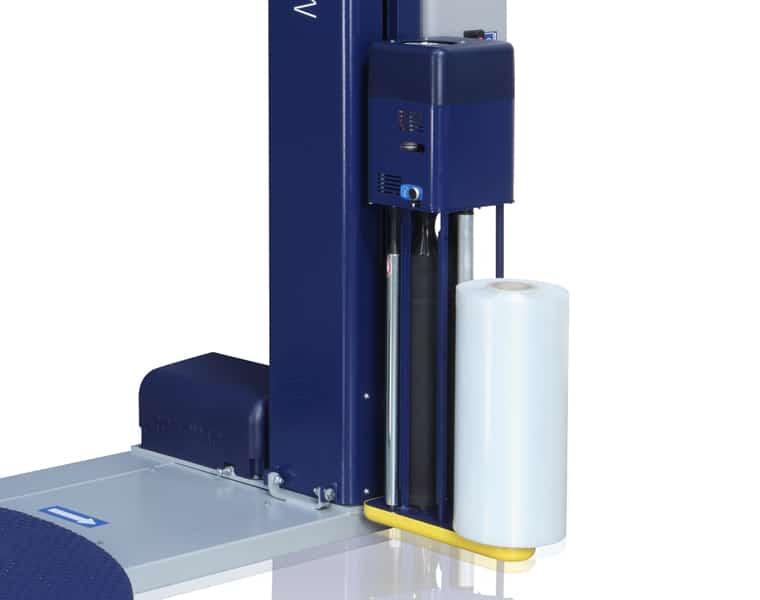 Robopac Masterplat ، PGS النقل ، آلة تغليف الإمتداد ، آلة التغليف