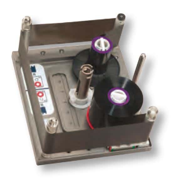 Thermal transfer printer, Markem Imaje, coding, TTO