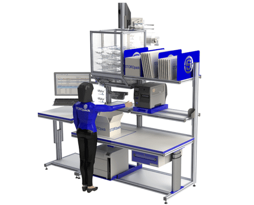 Airplus, integrated system, packaging line