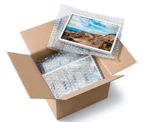 Airplus, bubble wrap, protective film